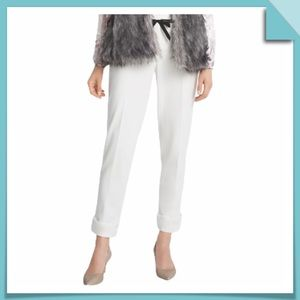 WHBM The Girlfriend Ankle Pants Size 12